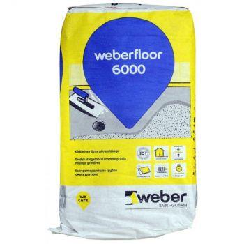 Põrandatasandaja weber.floor 6000 20kg