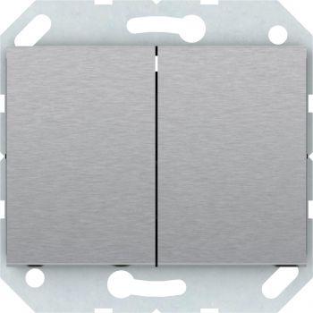 Veksellüliti 2-ne  raamita maandusega Metall 4779101416510