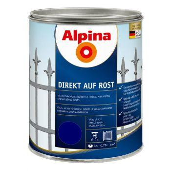 Alpina Direkt auf Rost 0,75L sinine