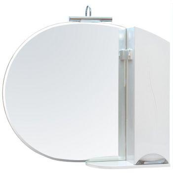 Peegelkapp Gloria 95cm parem valgustiga