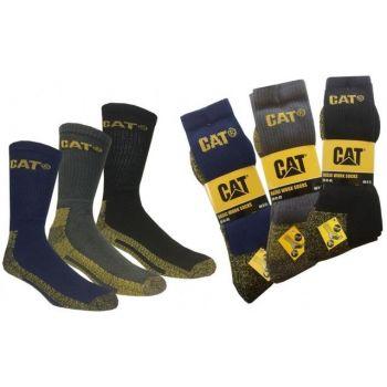 Töösokid CAT Work Socks 41/45; 46/50 3paari 5420018124553