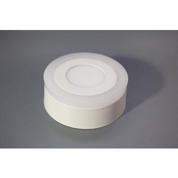 LED valgusti 6W+3W ümar valge pinnapealne