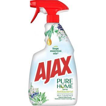 Üldpuhastusvahend Ajax Spray Pure Home Ederflower 500ml 8718951338395