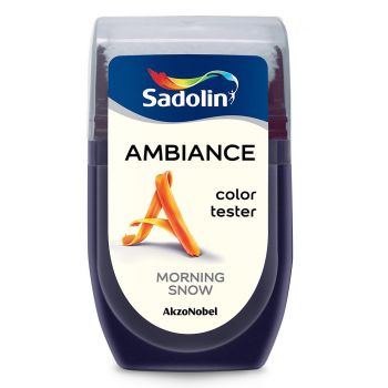 Ambiance tester Sadolin 30ml morning snow
