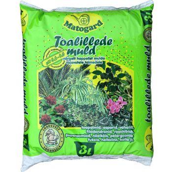 Muld Matogard 3L toalilledele roheline