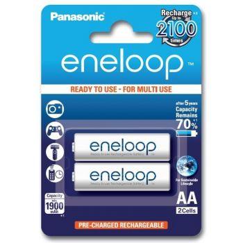 Aku Panasonic Eneloop AA 2tk