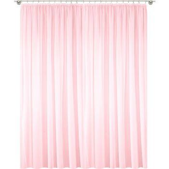 Kardin Otylia 400x260cm roosa