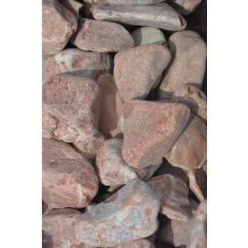 Dekoratiivkivi punane 30/60 20kg 4741280150271
