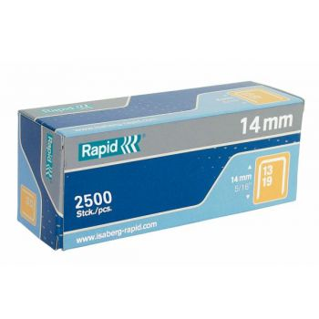 Rapid klambrid 13/14 2500tk/pk