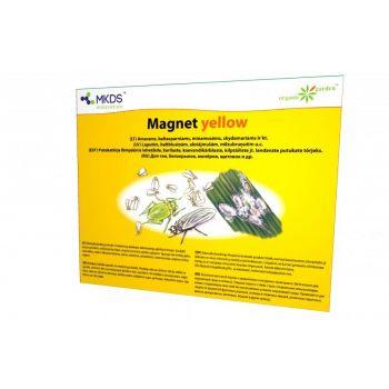 4771315389512 Magnet Yellow liimpüünis