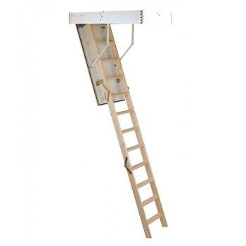 Trepp-pööninguluuk Minka Tradition 120x60