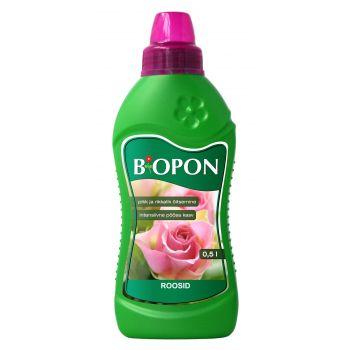 Väetis Biopon roosidele 500ml