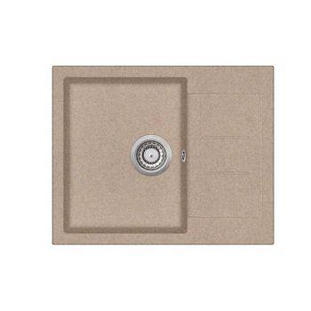 Graniitvalamu Aquasanita SQT102-110W 620x500mm beež 4102110071997