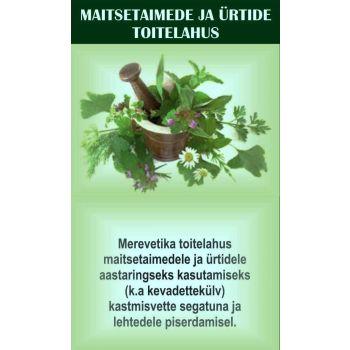 Maitsetaimede ja ürdi konsentraat 250ml