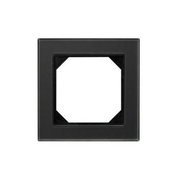 Raam Epsilon 1-ne must klaas 4770025871928