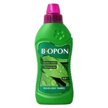 Väetis Bioponi rohelistele taimedele 500ml