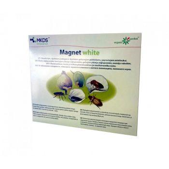 4771315389543 Magnet White liimpüünis