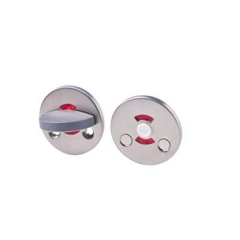 Wc-nupp VAL0350_007FE matt kroom Lukukatted ja wc-sulgurid 4743015040642