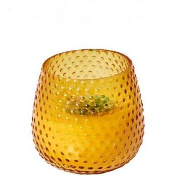 Klaasküünal mullidega 25h kollane