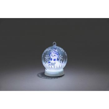 Klaaskuul lumemehega 7318303408007