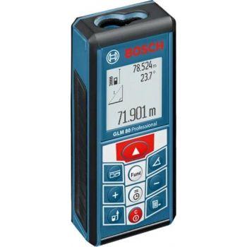 Laserkaugusmõõtja Bosch GLM80 3165140600804