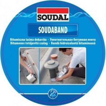 Hermetiseerimislint Soudaband 7,5cmx10m graphit 5411183032057