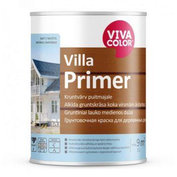 Kruntvärv puitmajale Vivacolor Villa Primer AP 0,9L
