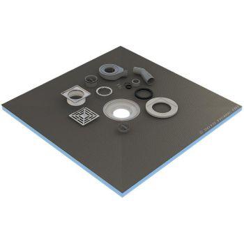 Dušialus 900x900x20mm Tycroc STC90