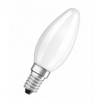 LED lamp 2,8W 827 E14 250lm Küünal Matt 4052899936409