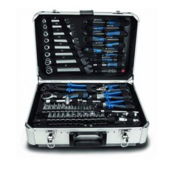 Tööriistakomplekt Scheppach TB150 kohvris 4046664107477