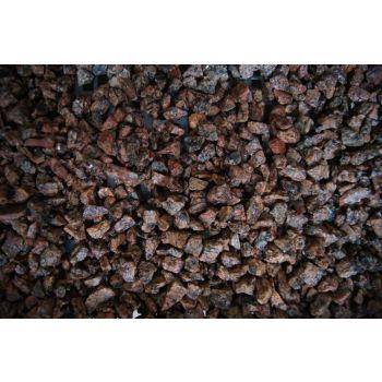 Dekoratiivkillustik graniit punakas 3/8 20kg 4741280150837