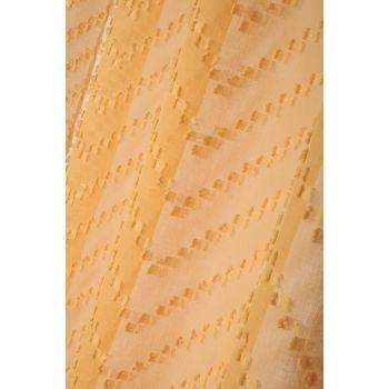 Kardin Design 135x260cm kollane 3665269028966