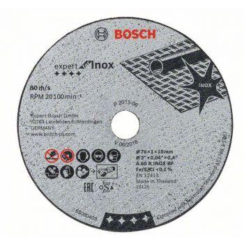Lõikeketas Bosch INOX 76x10x1mm 5tk