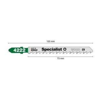 Tikksaetera Specialist T101D puit 2tk 4773005642228