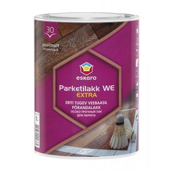 Parketilakk WE Extra 1L 4740381009365