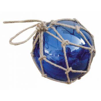 Klaaspall võrgus sinine 17,5cm 5835