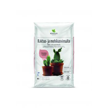 Kaktuse - ja sukulendimuld Kekkilä 6L