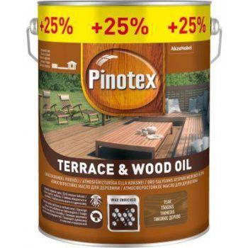 Puiduõli Pinotex Terrace&Wood Oil 4+1L, teak