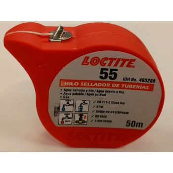 991150 Keermenöör Loctite 55 50m 5010266373829