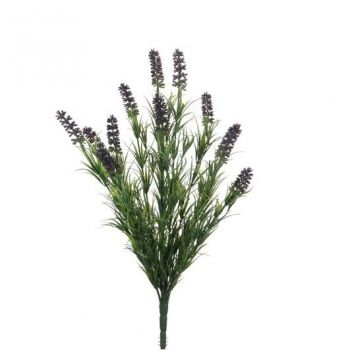 Kunstlill Lavendel lilla 51cm