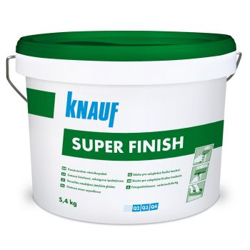 Pahtel Knauf Super Finish 5,4kg 5901793357959