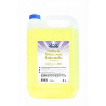Vedelseep Classic Lemon 5L 4740060007163
