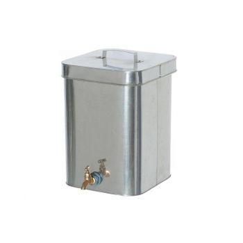 Veepaak kraaniga Ruut 10L tsink