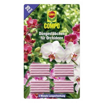 Väetisepulgad Compo orhideele 4008398619787