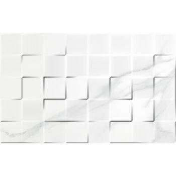 Seinaplaat Pune blanco mosaic mate