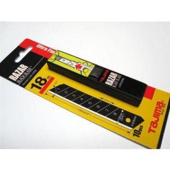 4975364019042 Noaterad murtavad RAZAR BLACK 18mm (10/tk pakk)
