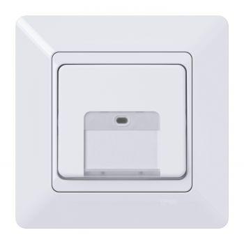 Veksellüliti Mikro raamiga valge