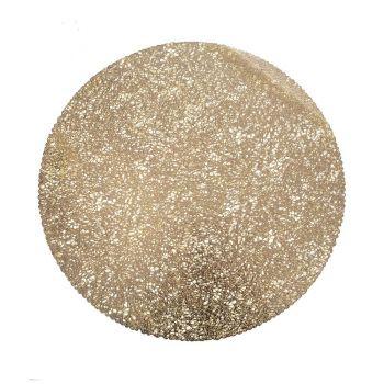 Lauamatt Boho D40cm kuldne