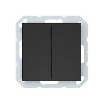 Veksellüliti QR 2-ne süvistatav raamita must