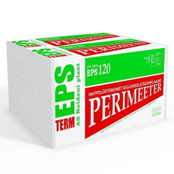 Vahtplast EPS120 perimeeter 100mm 1000x1200